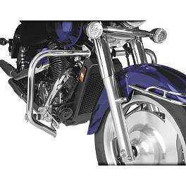 Show Chrome Highway Bars - 2004 Honda Shadow Sabre 1100 - VT1100C2 Show Chrome Comfort Brake Pedal Cover