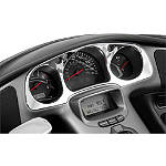 Show Chrome Instrument Accent -  Cruiser Dash and Gauges
