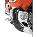 Show Chrome Lower Cowl Deflector - Motorcycle Windshields & Accessories
