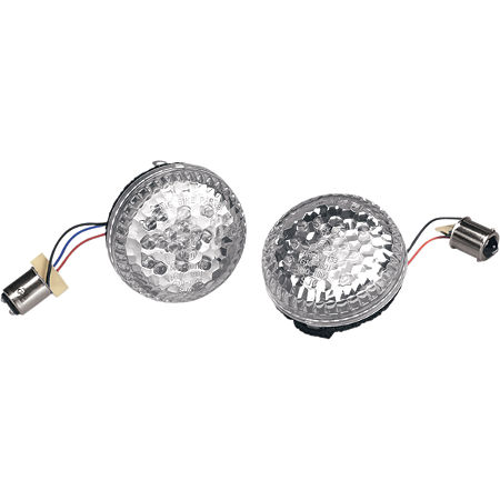 Show Chrome Front LED Turn Signal Conversion Kit - Main