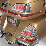 Show Chrome Replacement Rear LED Strip For Trunk Molding Lights -  Cruiser Lights & Lighting