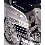 Show Chrome Lower Fairing Corner Trim -  Cruiser Body Parts