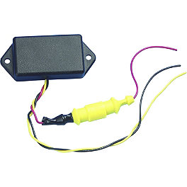 Show Chrome Solid State Flasher Relay - Show Chrome LED Dual Conversion Harness