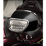 Show Chrome LED Mirror Turn Signal - Show Chrome Cruiser Products
