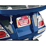 Show Chrome LED License Plate Holder - Contours - Contour Cruiser Products