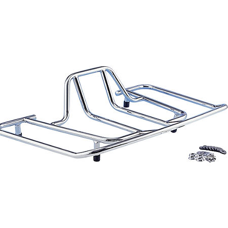 Show Chrome Tour Luggage Rack - Main