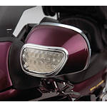 Show Chrome Mirror Back Accent Trim - Show Chrome Cruiser Fairing Kits and Accessories