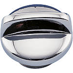 Show Chrome Oil Filler Cap - Cruiser Oil Filler and Drain Plugs