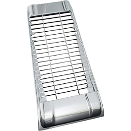 Show Chrome ABS Radiator Grille - Kuryakyn Clutch Perch Cover