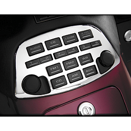 Show Chrome Radio Accent Panel - Chrome - Show Chrome Navigation Control Panel Accent
