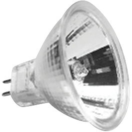 Show Chrome Halogen 50W Replacement Bulb For Show Chrome Mini Halogen Driving Lights - Show Chrome Mini Halogen Driving Lights