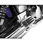 Show Chrome Vantage Rear Highway Boards -  Cruiser Controls