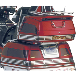 Show Chrome Saddlebag Grille Set - 1992 Honda Gold Wing Interstate 1500 - GL1500I Show Chrome Grommet Set