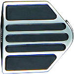 Show Chrome Slider Brake Pedal Cover - Mini Board - Show Chrome Cruiser Controls