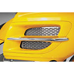 Show Chrome Side Fairing Accents - Chrome -