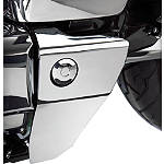 Show Chrome Swingarm Covers -  Cruiser Suspension
