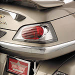 Show Chrome Trunk Lights - Cruiser Tail Lights