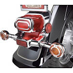 Show Chrome Turn Signal Grilles - Show Chrome Cruiser Lighting