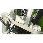 Show Chrome Triple Tree Accent Cover - Show Chrome Cruiser Controls