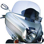 Show Chrome Touring Windshield - Motorcycle Windshields & Accessories
