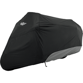 Show Chrome Ultragard Classic Cover - Motocentric Mototrek Motorcycle Cover
