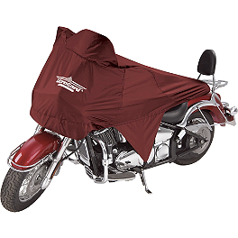 Show Chrome Universal Half Cover - CoverMax Half Motorcycle cover