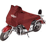 Show Chrome Universal Half Cover - Show Chrome Motorcycle Covers