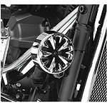 Show Chrome Vantage Horn Cover - Show Chrome Cruiser Products