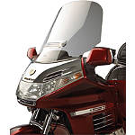 Show Chrome Custom Tour Windshield - Motorcycle Windshields & Accessories