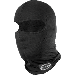 Schampa Coolskin Balaclava - Dainese Carbon Cover Gloves