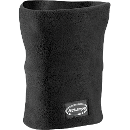 Schampa Double Layer Neck Gaiter - River Road Microfleece Neck Warmer