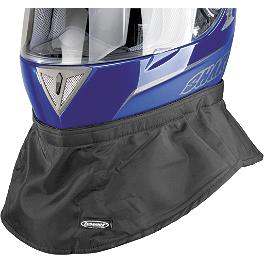Schampa Helmet Skirt - Fog Off Treatment