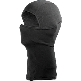 Schampa Silkweight Balaclava Deluxe - TourMaster Winter Elite II MT Gloves