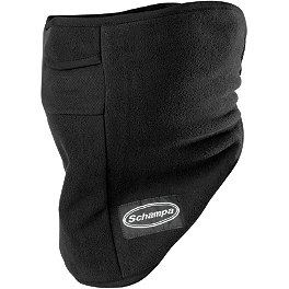 Schampa Stormgear Gordito - Comfort In Action Wind Tube Face Protector