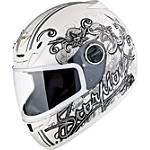 Scorpion EXO-400 Helmet - Ann - Womens Scorpion Full Face Motorcycle Helmets