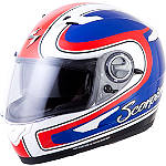 Scorpion EXO-500 Helmet - Heritage - Full Face Dirt Bike Helmets