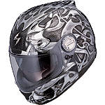 Scorpion EXO-1100 Helmet - Kranium - Full Face Dirt Bike Helmets