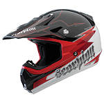 Scorpion VX24 Ampt Helmet - Scorpion Utility ATV Off Road Helmets