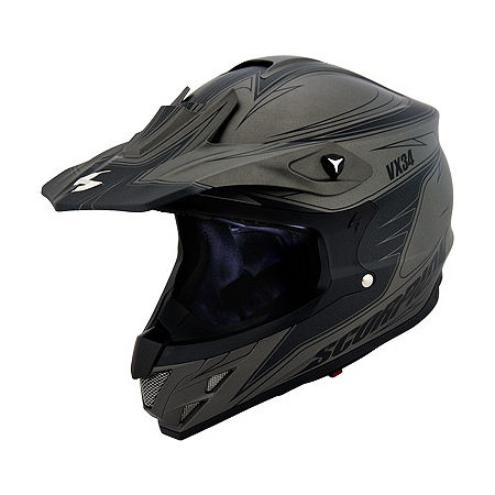 Scorpion VX-34 Spike Helmet - Main