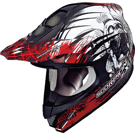 Scorpion VX-34 Scream Helmet - Main