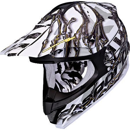 Scorpion VX-34 Oil Helmet - Main