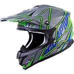 Scorpion VX-34 Sprint Helmet - SCORPION-PROTECTION Dirt Bike kidney-belts