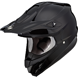 Scorpion VX-34 Solid Helmet - Scorpion VX-34 Spike Helmet