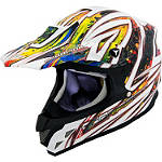 Scorpion VX-34 Trix Helmet - SCORPION-PROTECTION Dirt Bike kidney-belts