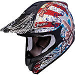 Scorpion VX-34 Victory Helmet - Scorpion ATV Protection
