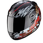 Scorpion EXO-750 Helmet - Eternity - Scorpion Full Face Dirt Bike Helmets