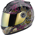 Scorpion EXO-750 Helmet - Kingdom -  Open Face Motorcycle Helmets