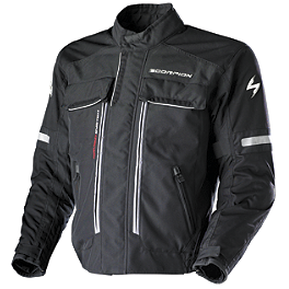 Scorpion Admiral Jacket - Scorpion Men's Thermo Shell Hybrid Jacket