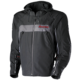 Scorpion Attack Jacket - Alpinestars Northshore Fleece