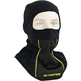 Scorpion Balaclava - Teknic Tornado Waterproof Gloves